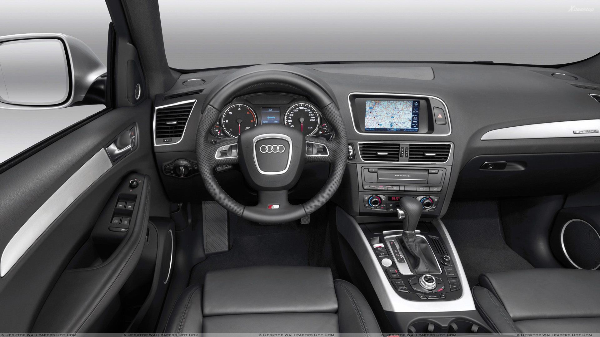 audi q5 interior wallpaper. Black Bedroom Furniture Sets. Home Design Ideas