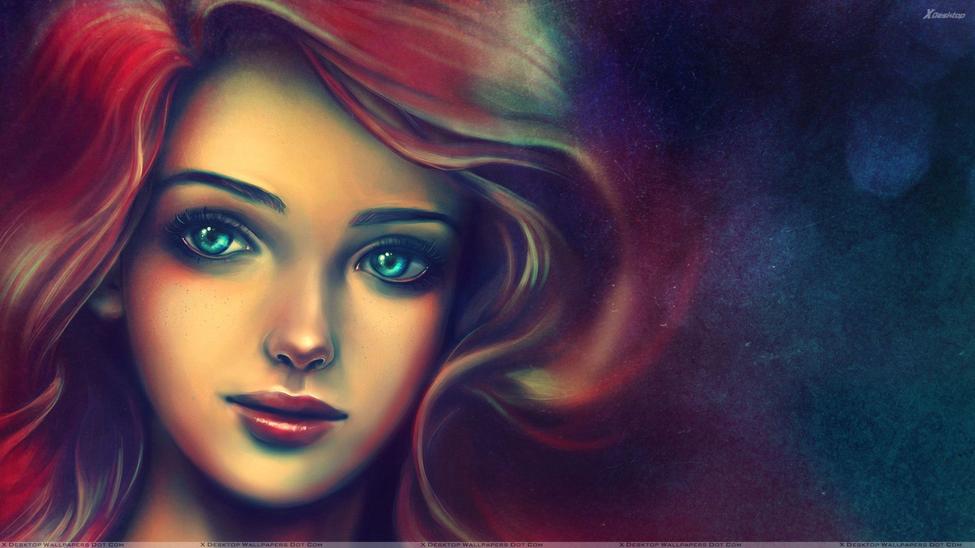 You are viewing wallpaper titled beautiful sketch