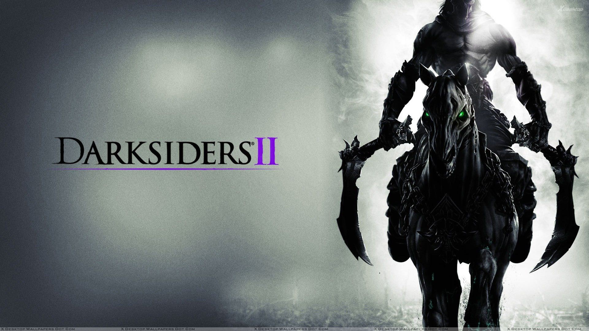 darksiders 2 wallpapers, photos & images in hd
