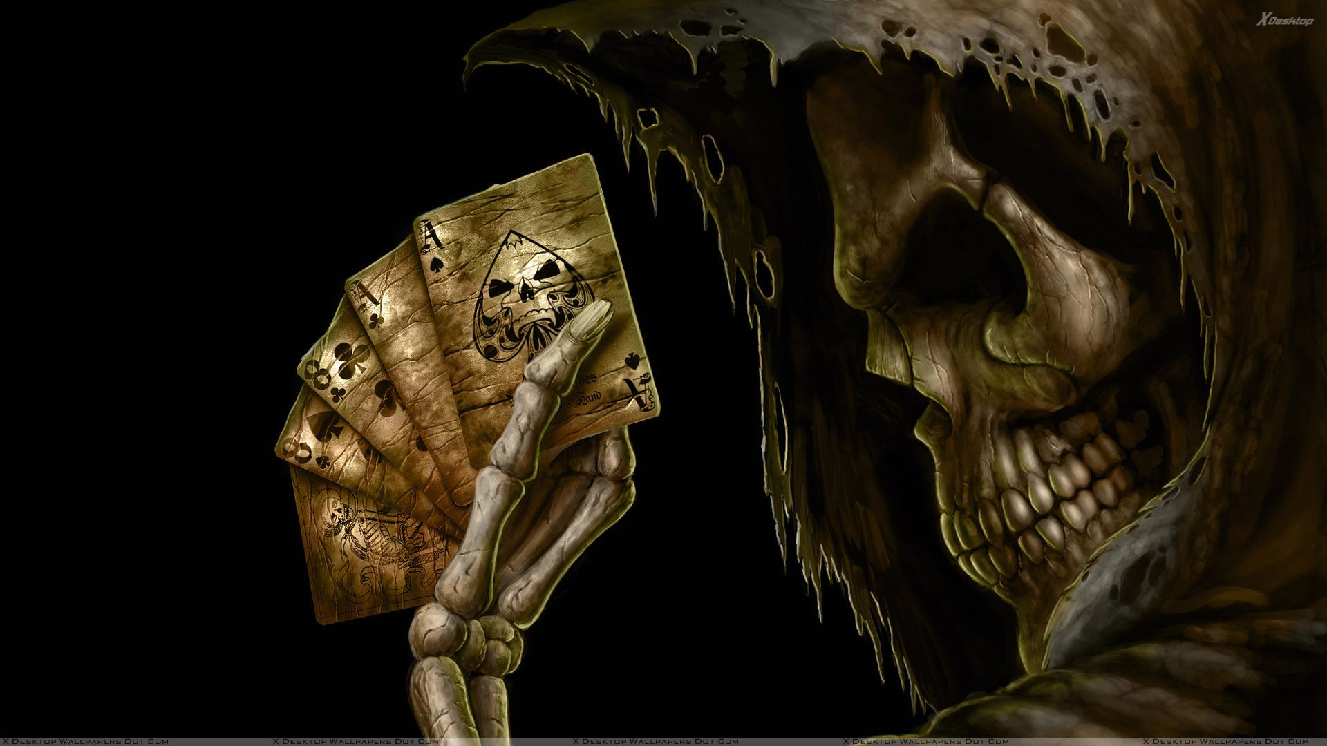 "You are viewing wallpaper titled ""Death ..."