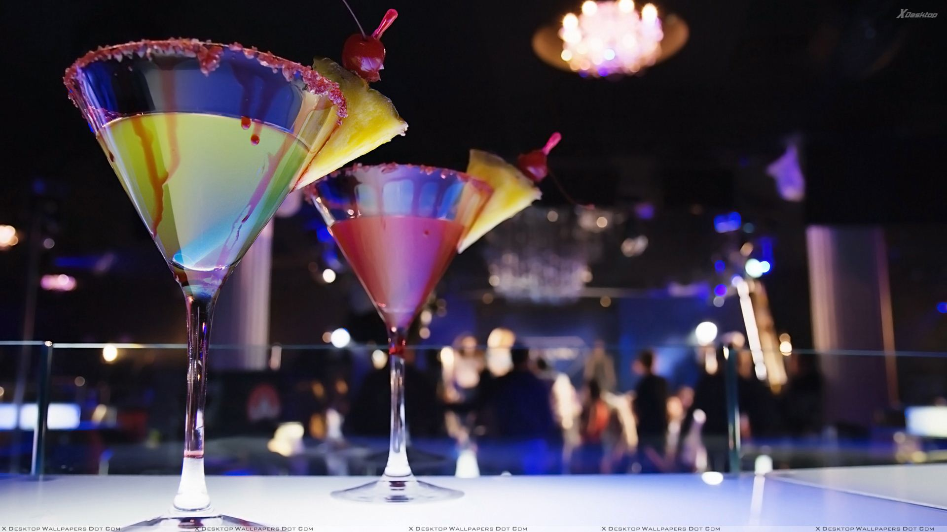 Drink closeup in party wallpaper for Best mixed drinks for a party