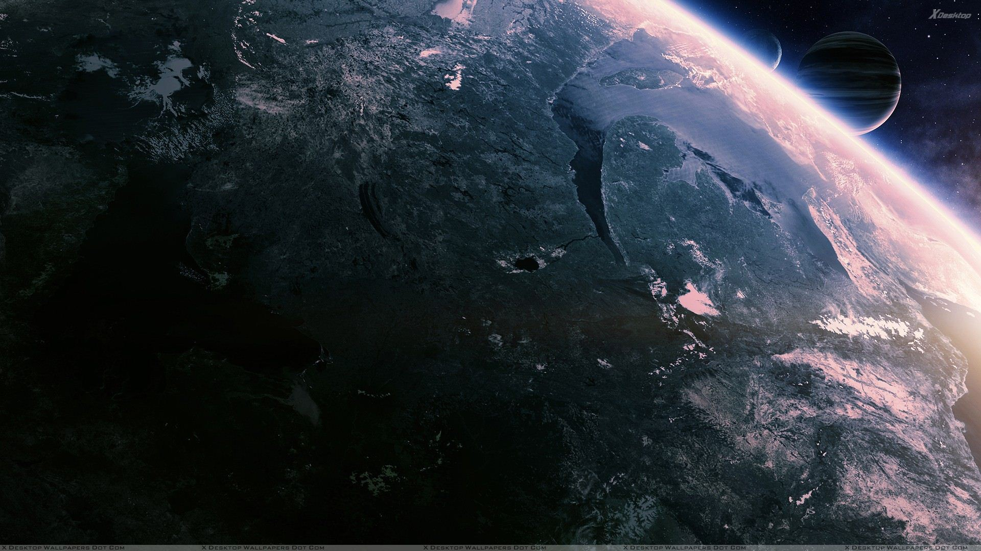 earth from space 20 - photo #23