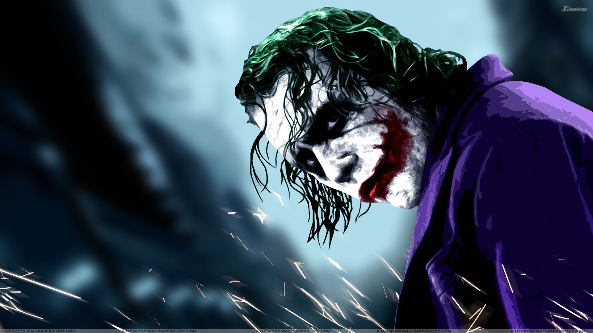 Joker Artistic Picture Wallpaper