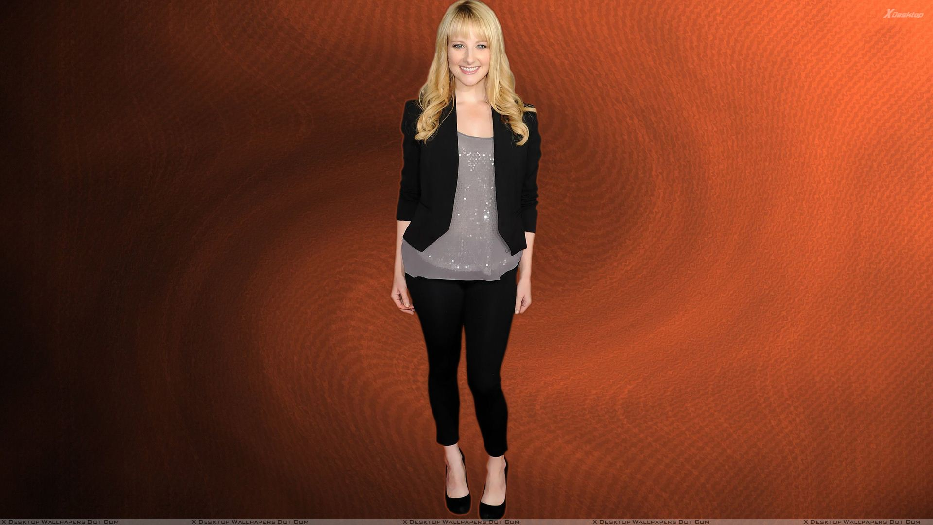 Melissa Rauch Wallpapers Photos Images In Hd