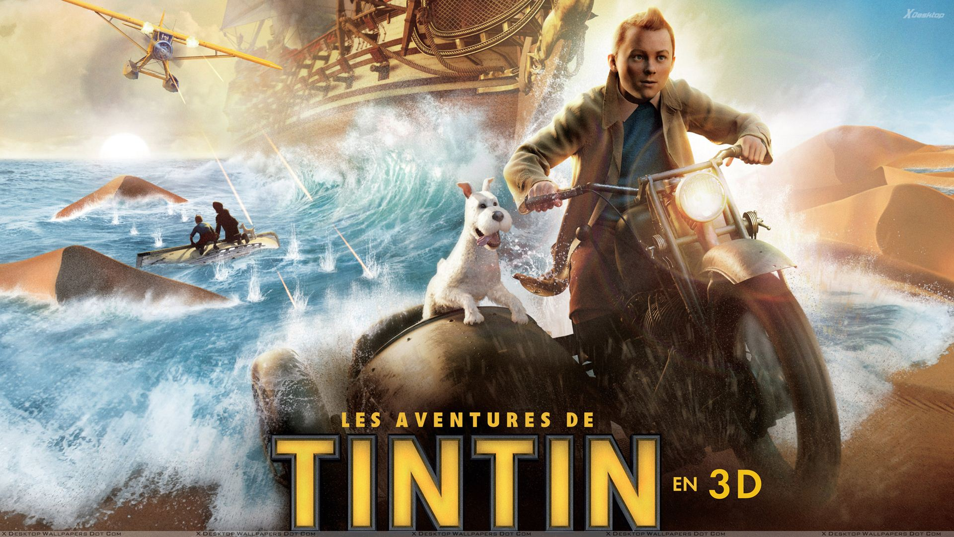 the adventures of tintin wallpapers, photos & images in hd