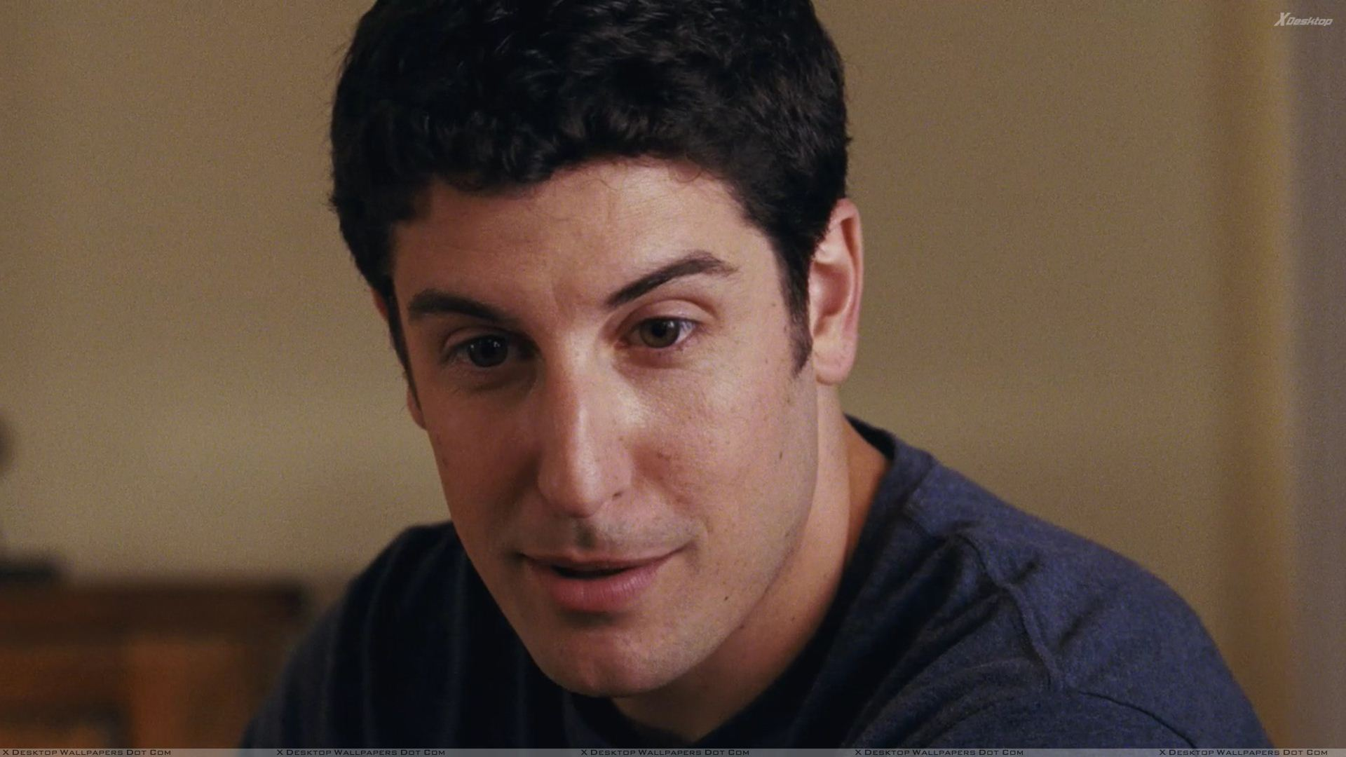 Jason Biggs Wallpapers American Reunion Jason Biggs In Black T Shirt Wallpaper