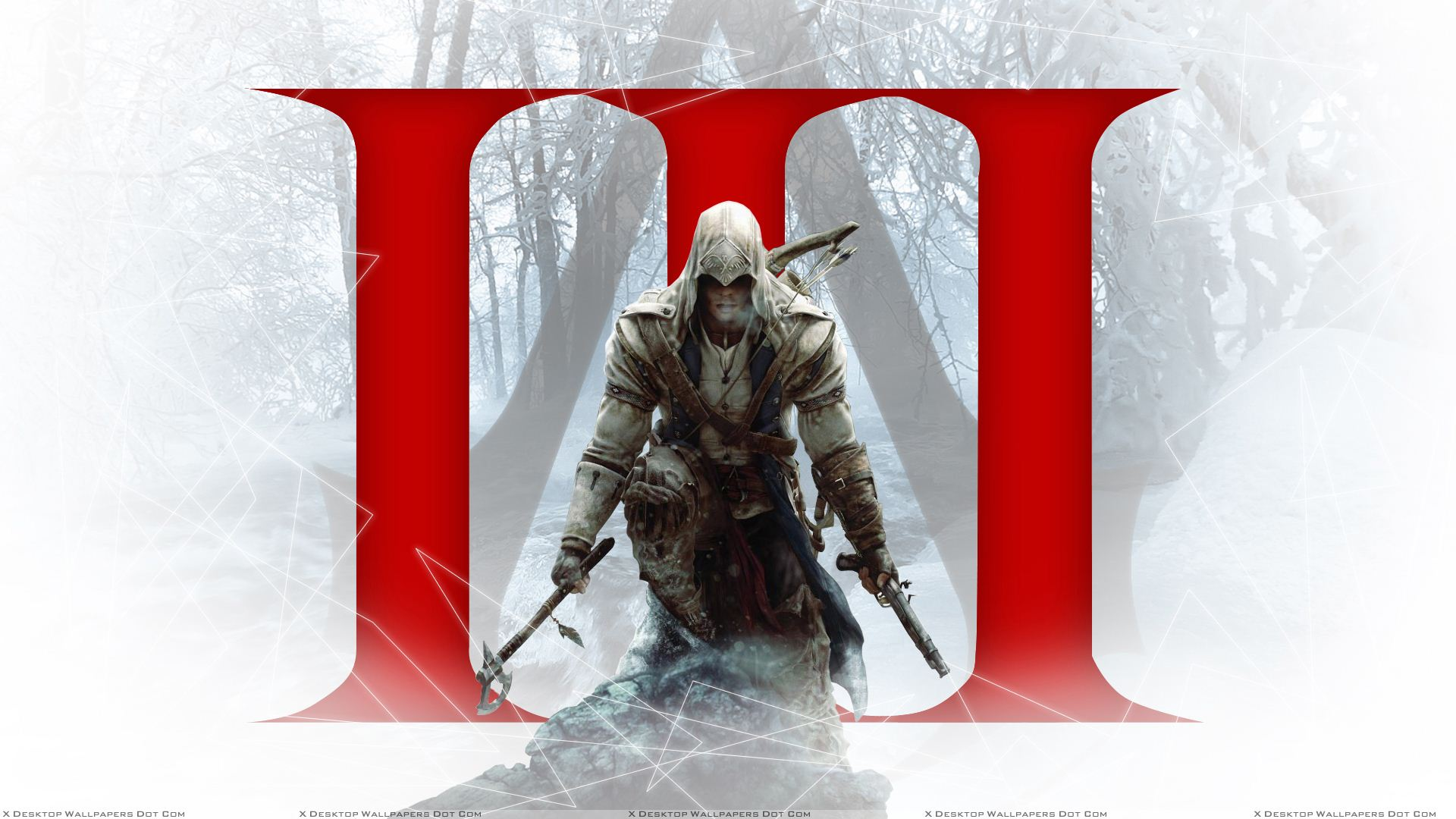 You Are Viewing Wallpaper Titled Assassins Creed III
