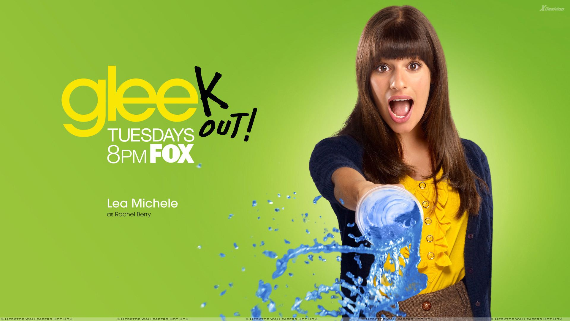 Glee Tv Series Wallpapers Photos Images In Hd