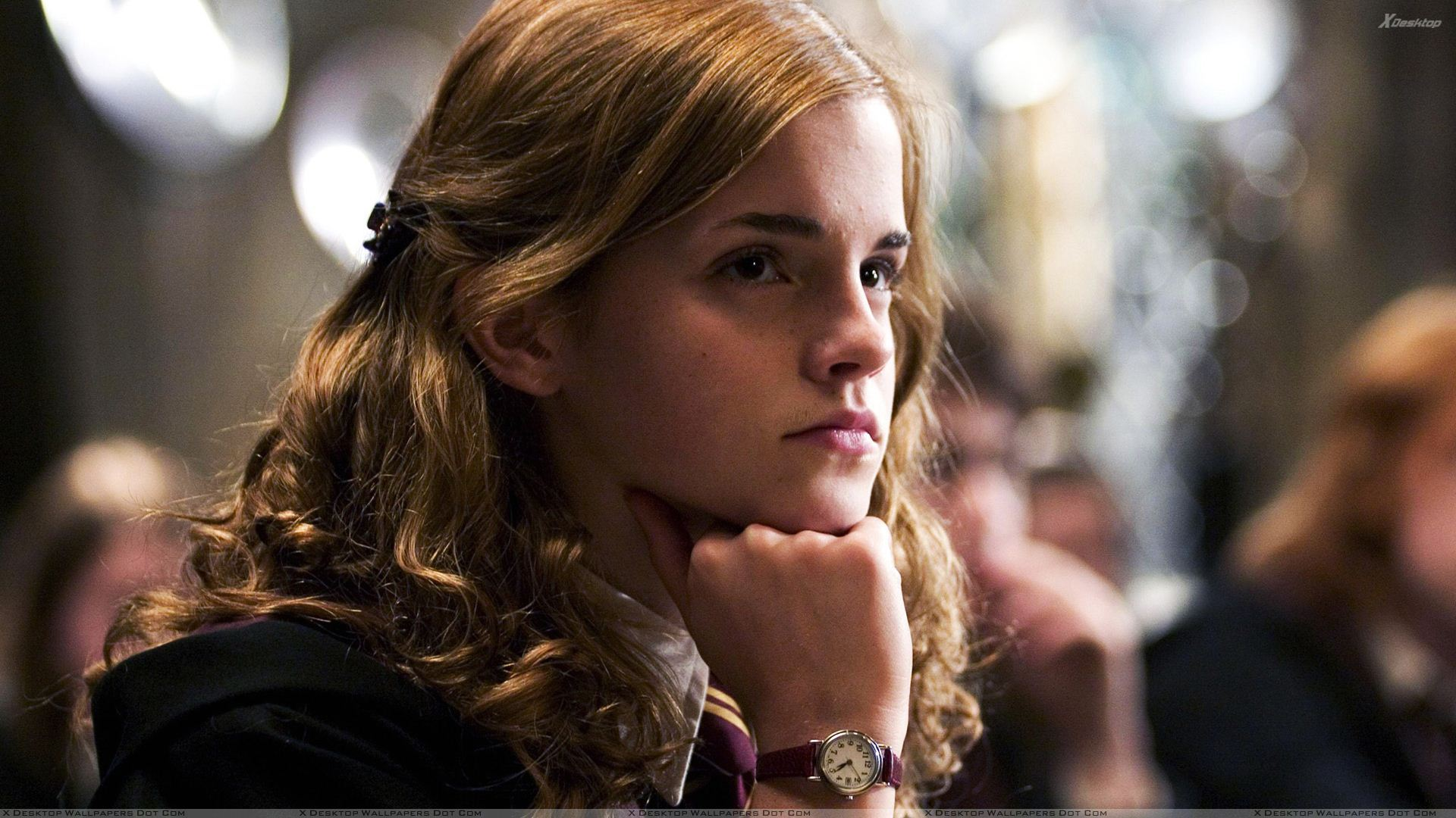 harry potter – emma watson as hermione granger wallpaper