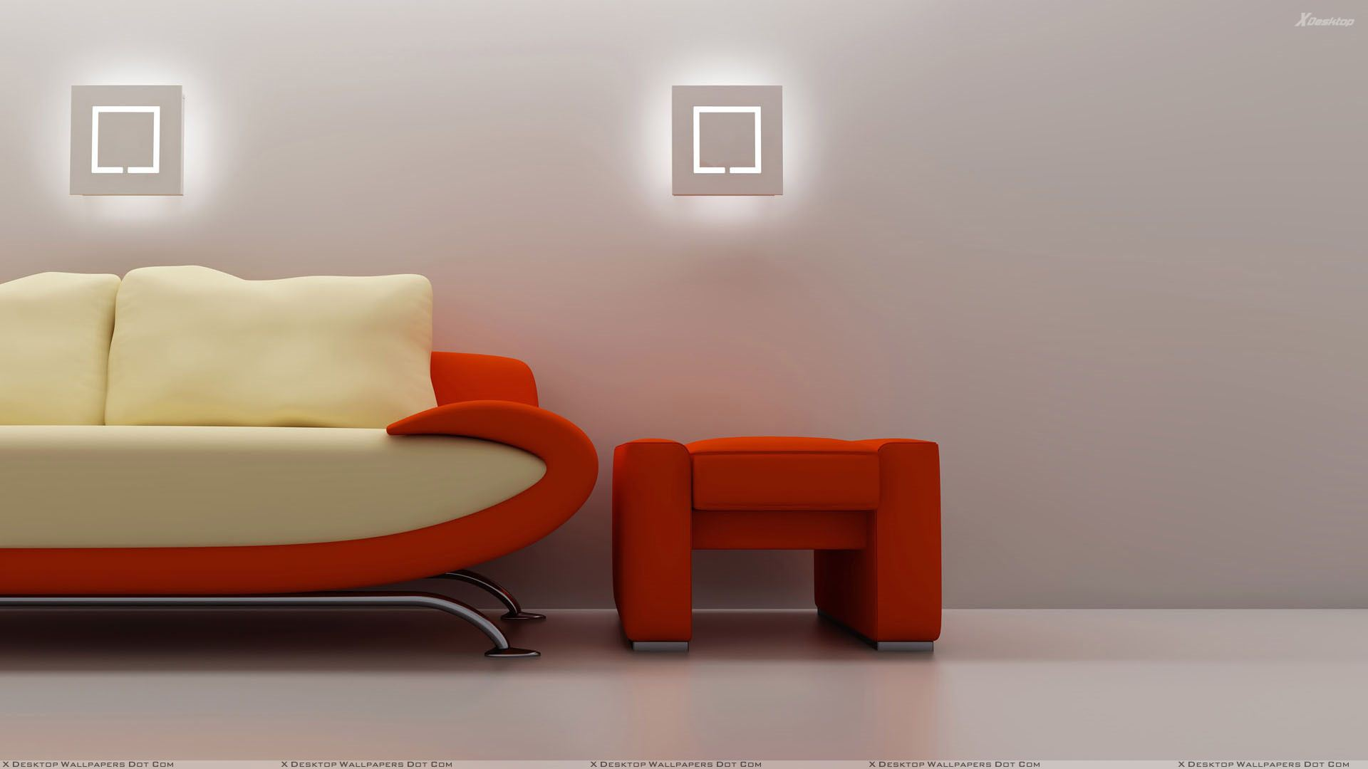 Orange and cream sofa with table closeup wallpaper you are viewing wallpaper titled orange and cream sofa with table geotapseo Images