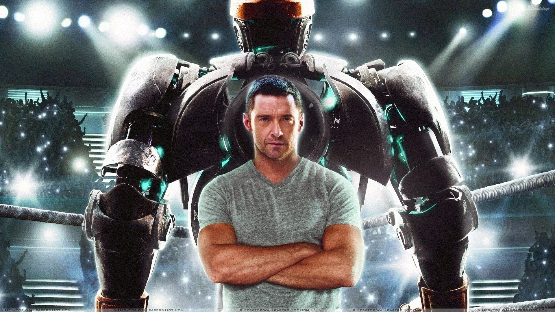 Real Steel Wallpapers Photos Images In Hd