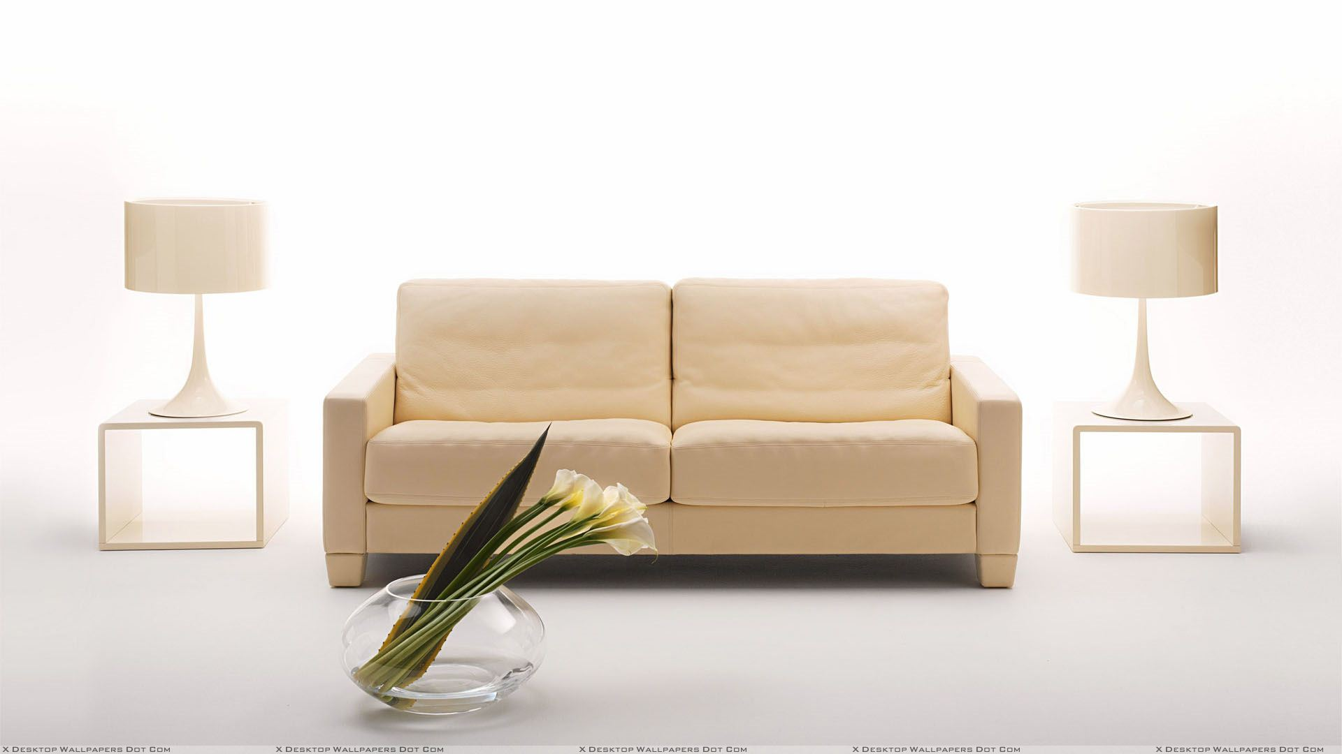 White Sofa Wallpapers Photos Images In Hd