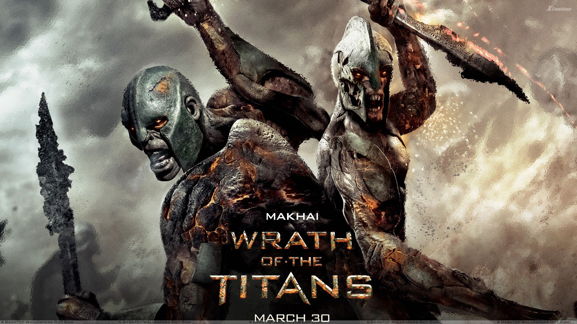 wrath of the titans wallpapers, photos & images in hd