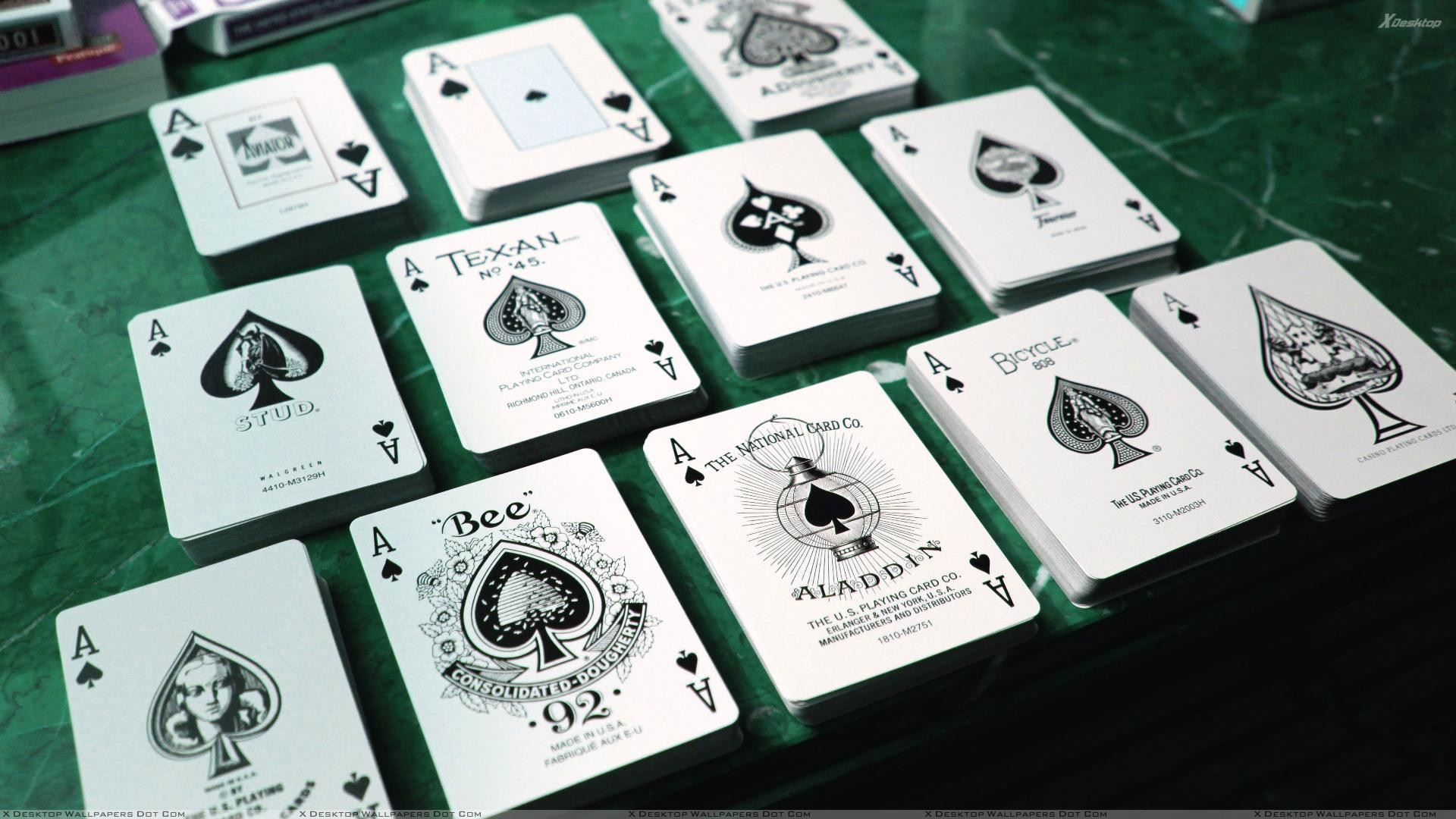 Playing Cards Wallpapers, Photos & Images in HD