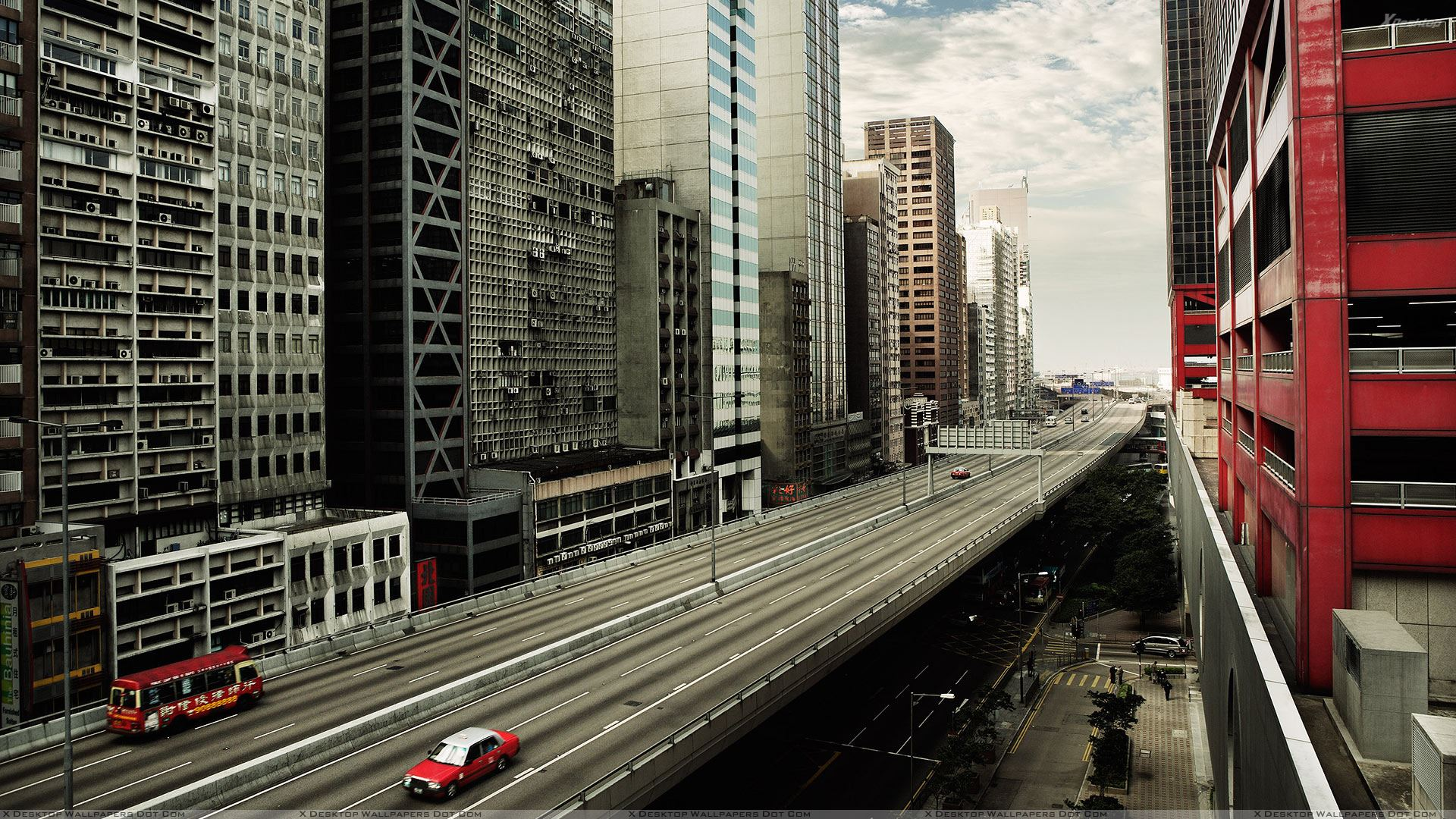 building and car wallpaper - photo #49