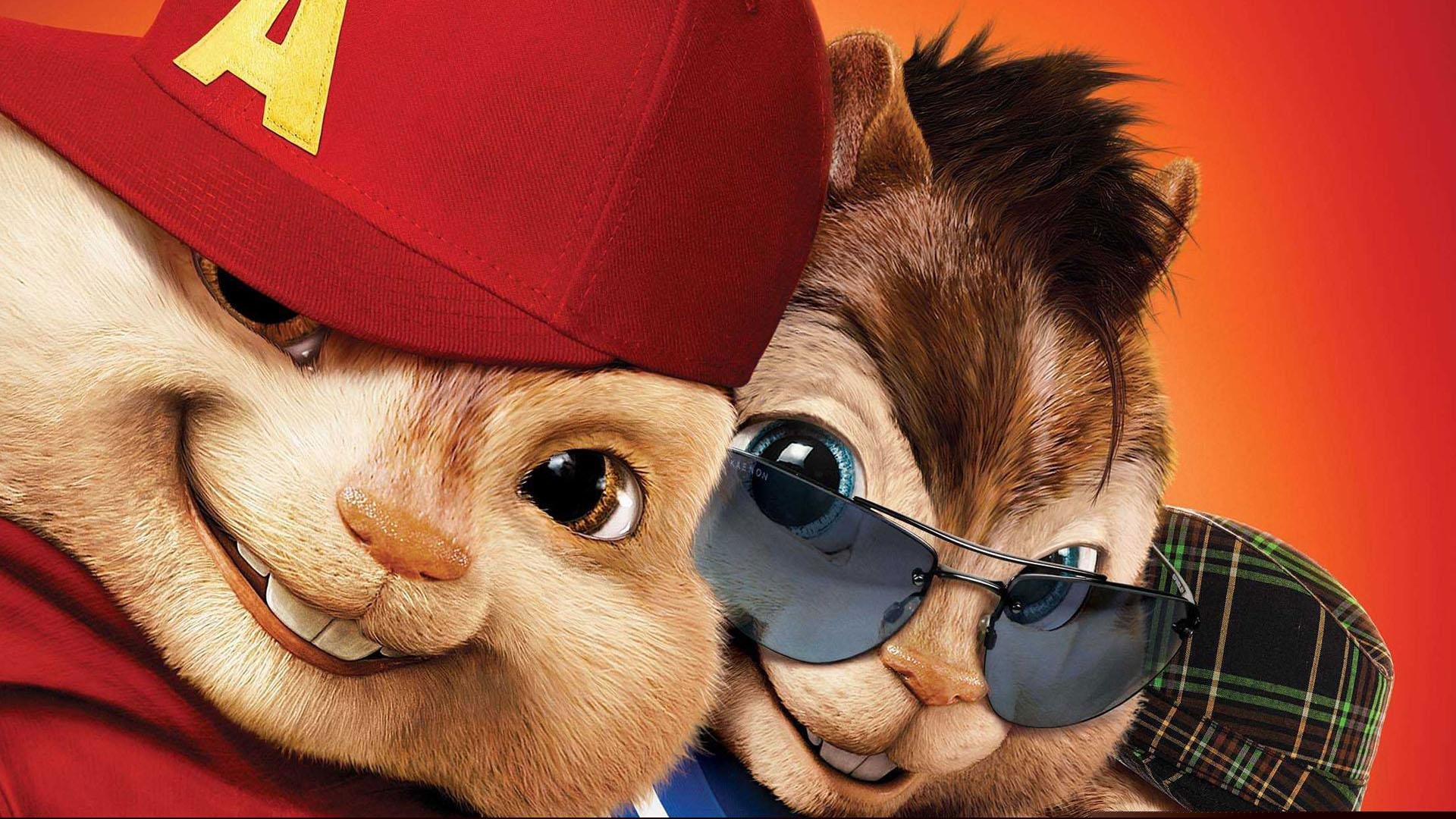 Alvin And The Chipmunks The Squeakquel Wallpapers