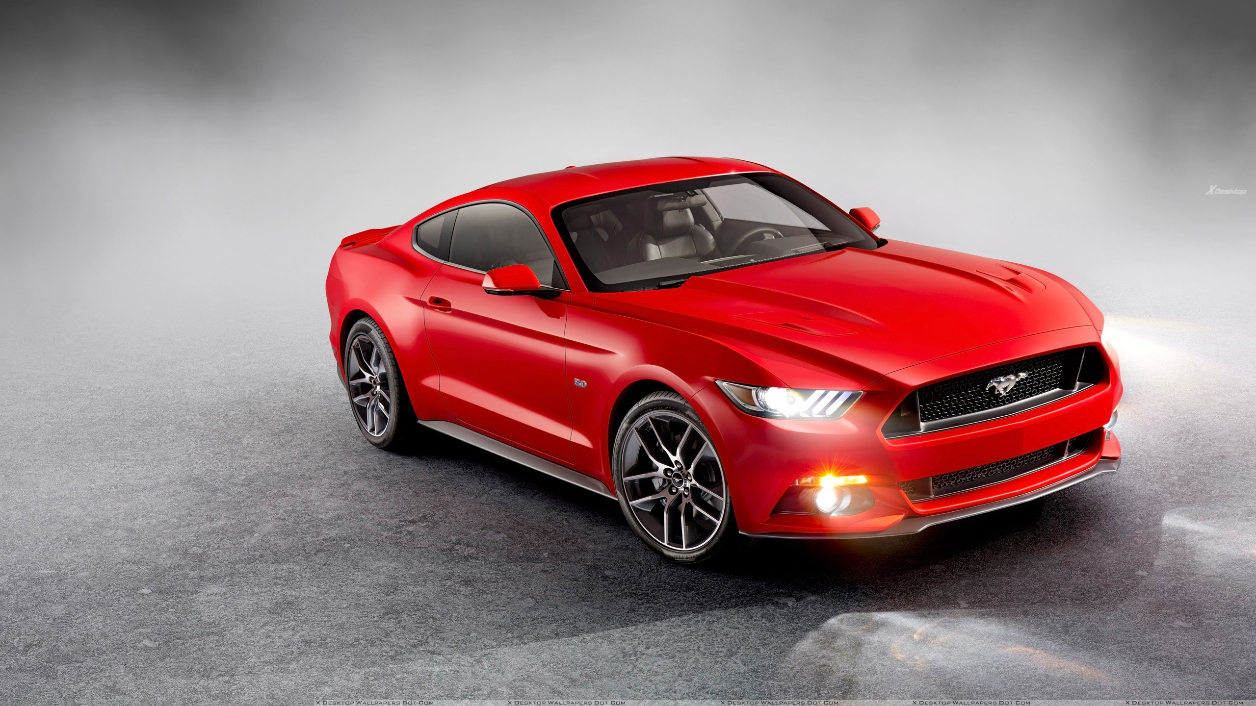 You Are Viewing Wallpaper Titled  Ford Mustang Gt