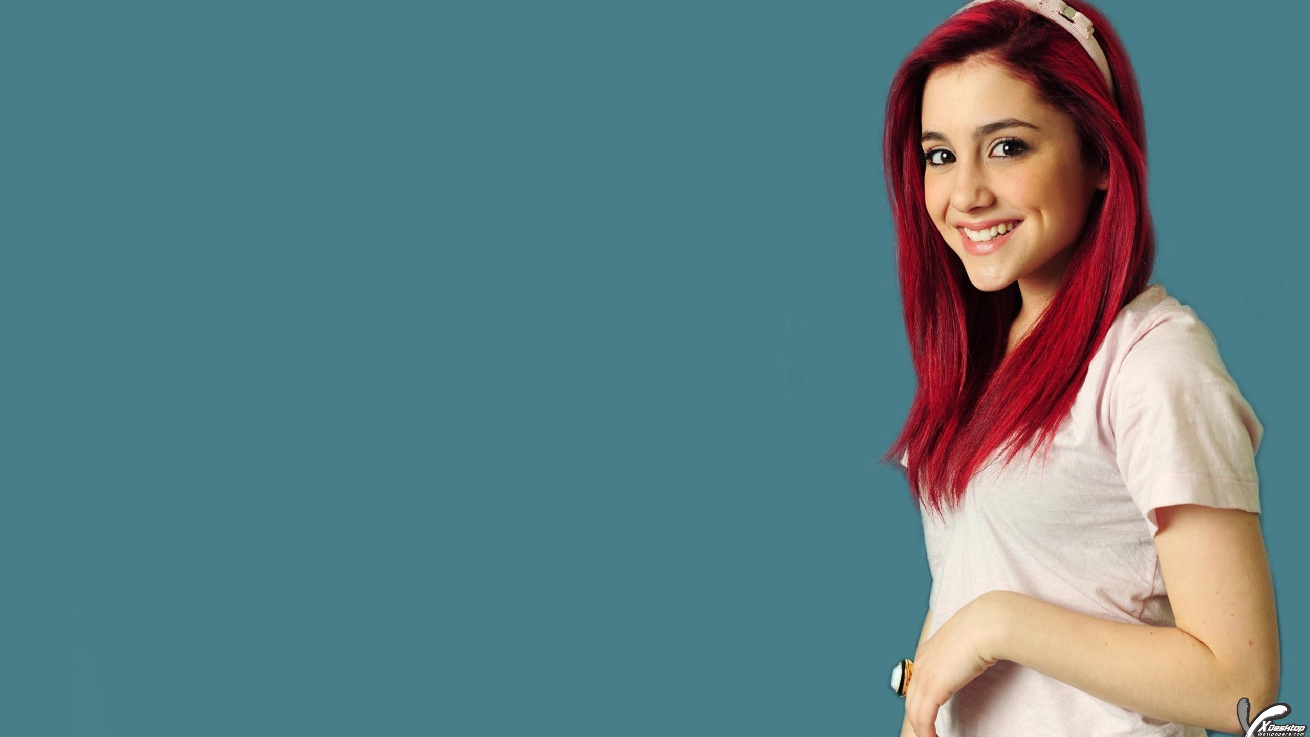 Ariana grande side pose wearing pink top wallpaper you are viewing wallpaper titled ariana grande voltagebd Image collections