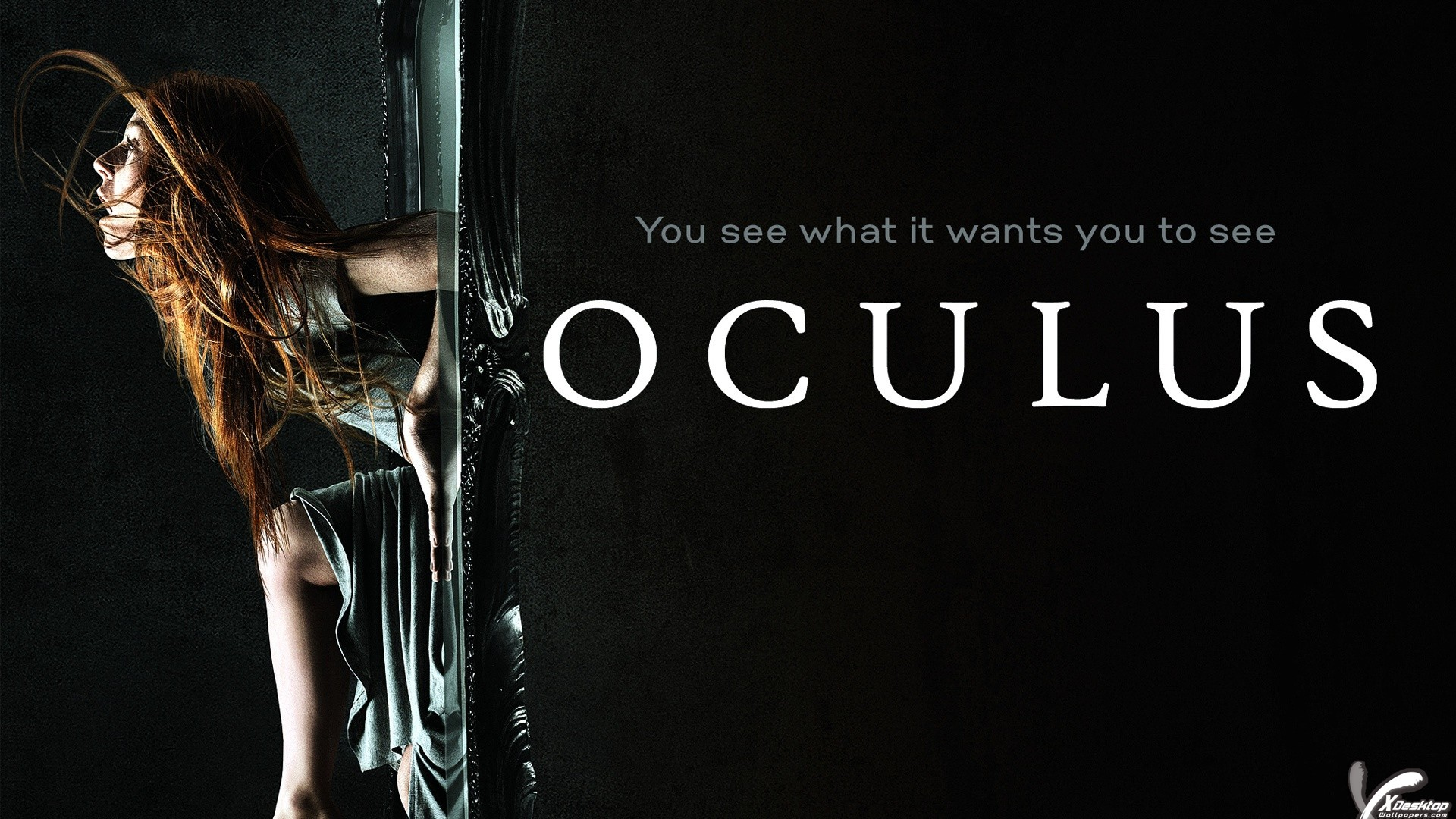 Cover Poster Of Horror Movie Oculus Wallpaper
