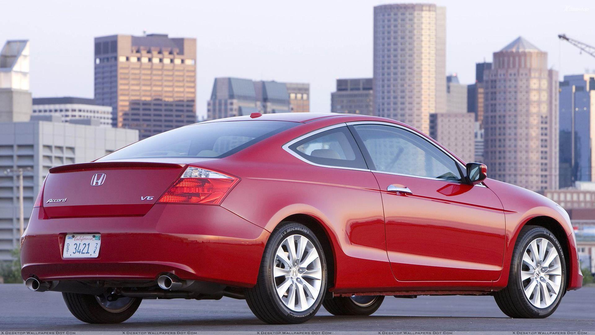 Honda Accord Ex L V6 Coupe Wallpapers - HD Wallpaper For Desktop Background | Smartphone ...
