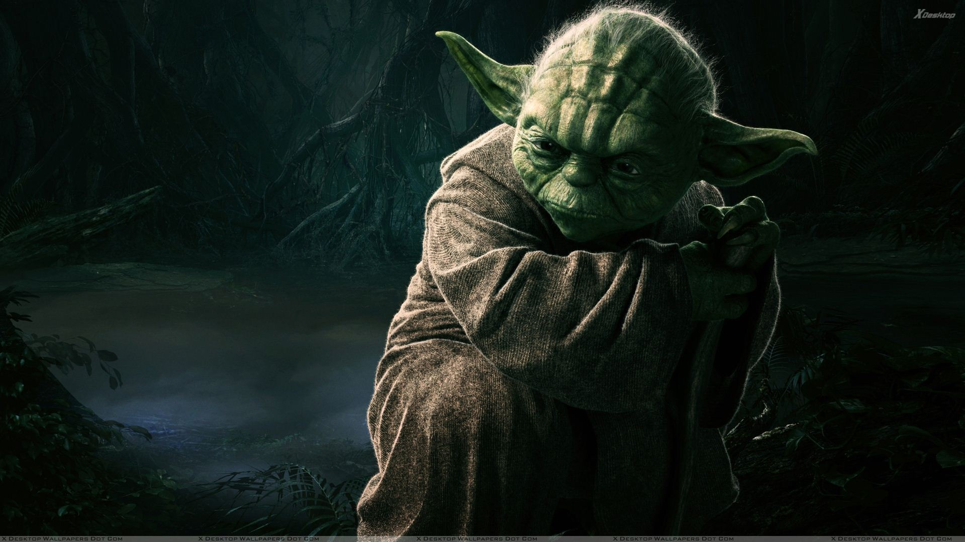Star%20Wars %20Episode%20II%20 %20Attack%20of%20the%20Clones %20Frank%20Oz%20As%20Yoda